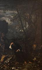 Democritus in Meditation