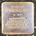 Salzburg - Neustadt - Bayerhamerstraße 5 - 2017 04 26 - Stolperstein Michael Kritzinger.jpg