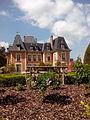 Sampigny (55) Clos Poincaré jardin.jpg