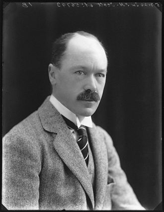 Samuel Haslam Scott - Scott in 1920