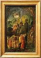 Samuel palmer, tornando dalla chiesa di sera, 1830.jpg