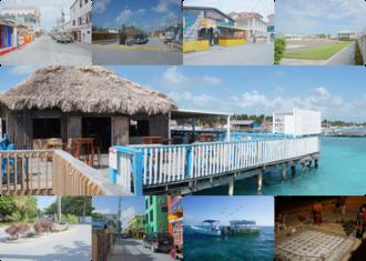 San Pedro Town - San Pedro Collage