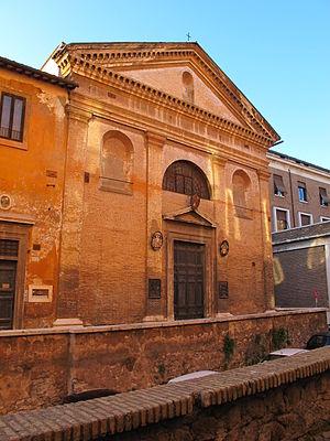 San Giovanni Battista Decollato - Exterior