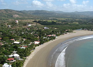 San Juan del Sur Municipality in Rivas Department, Nicaragua