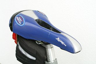 A Selle San Marco saddle designed for women San marco selle1.jpg