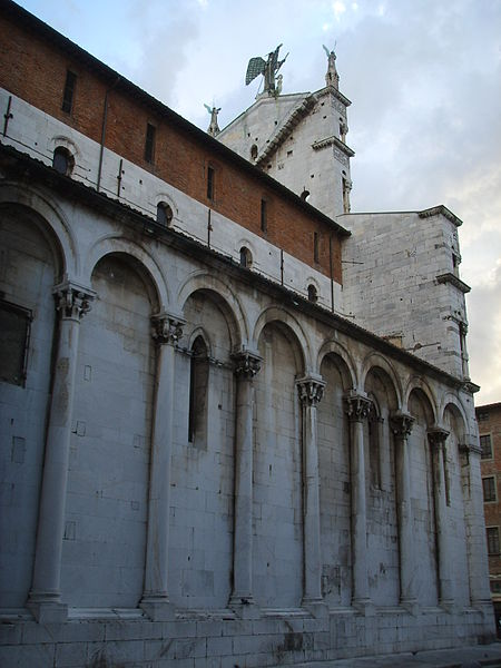 File:San michele in foro fiancata.JPG