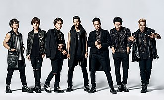 Sandaime J Soul Brothers - Image: Sandaime J Soul Brothers