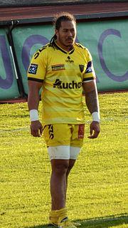 Sanele Vavae Tuilagi Rugby player