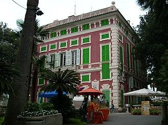 Santa Margherita Ligure - Villa Durazzo.