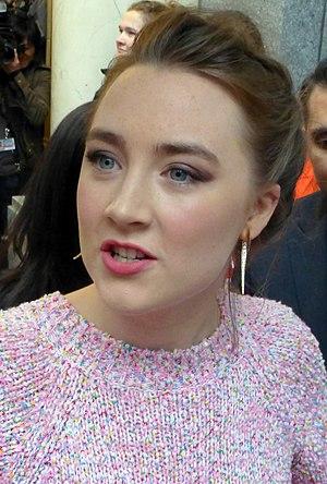 Washington D.C. Area Film Critics Association Awards 2015 - Saoirse Ronan, Best Actress winner