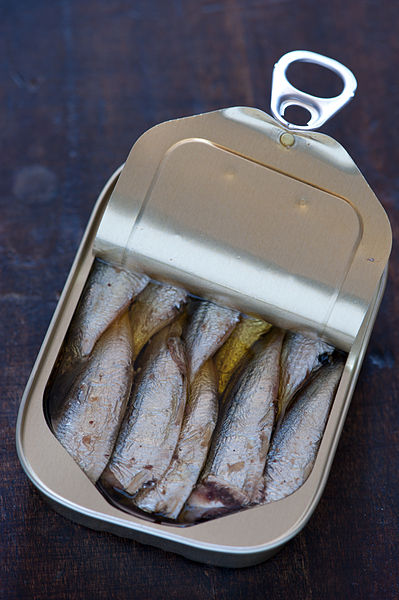 File:Sardines in a can.jpg