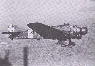 Savoia-Marchetti SM.81 - Savoia-Marchetti S.M. 81