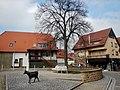 Schaf in Kieselbronn, Gespendet von Frau Christel Theilmann 2001 - panoramio.jpg