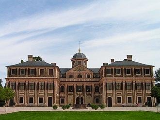 Lustschloss - Schloss Favorite in Rastatt