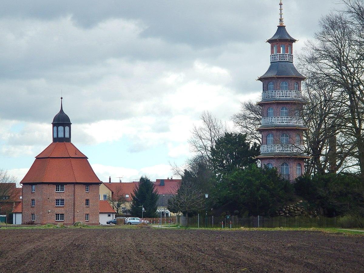 Frau aus Oranienbaum-Wörlitz