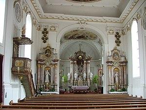 Heiligenzyklus St. Maria Schloss Zeil ({{{künstler}}})