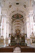 Schoental Innenraum 1999-12-29