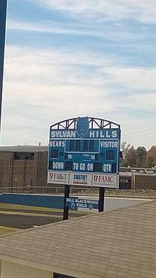 Sylvan Hills High School - Wikipedia
