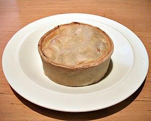 Scotch pie - Image: Scotch pie