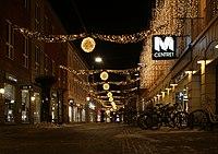 크리스마스 등불