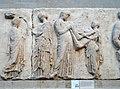 Sculptures du Parthénon (British Museum) (8706163307).jpg