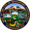 Official seal of Bridgeport, Connecticut