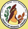 Seal of Henrico County, Virginia.png