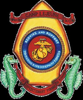 Marine Corps Base Camp Lejeune United States military training facility in Jacksonville, North Carolina
