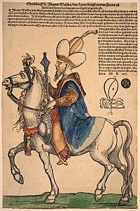 Sebald Beham - Pargali Damat Ibrahim Pascha ca 1530.jpg