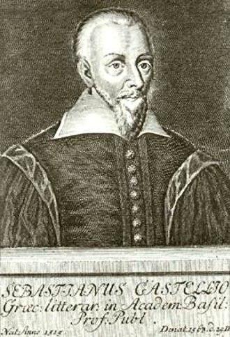 1563 in France - Sebastian Castellio