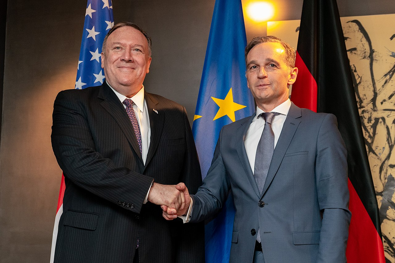 Secretary Pompeo Meets With German Foreign Minister Maas (49553433388).jpg