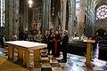Secretary Pompeo Tours St. Wenceslas Chapel in Prague (50219833046).jpg