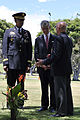 Secretary of the Army John McHugh honors veterans at National Memorial Cemetery of the Pacific 130723-A-PJ759-238.jpg