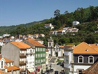 Seia Municipality in Centro, Portugal