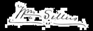 William Sellers - Image: Sellers signature