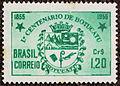 Selo Primeiro Centenário de Botucatu Verde.jpg