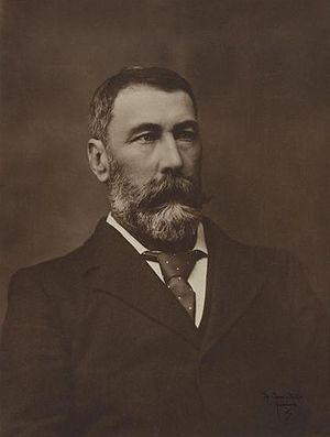 Richard O'Connor (politician) - Parliamentary portrait, c. 1901