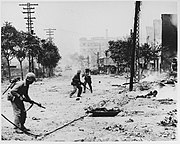 Seoul Battle- Korean War