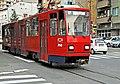Serbia-0416 - Belgrade Tram (7364787364).jpg