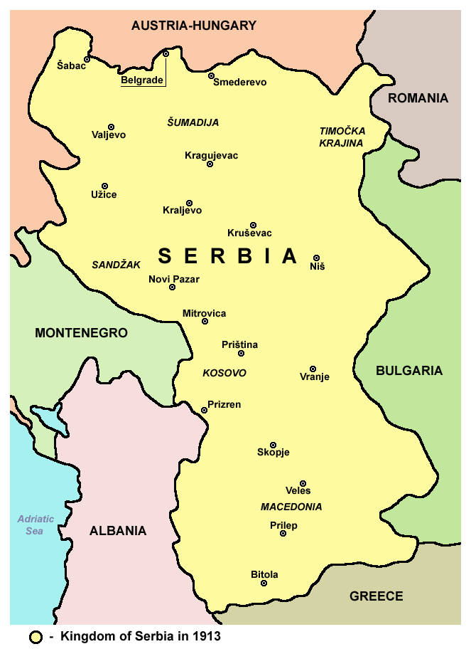 Serbia1913