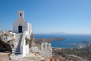 Serifos Travel guide at Wikivoyage