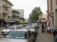 Serik, Turkey - City Center next to Dolmusstop.jpg