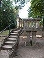 Seven Chapels. Outdoor pulpit 2. - Vác.JPG