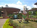 Shah Alam National Botanical Park, the sculpture of Titan Arum.jpg