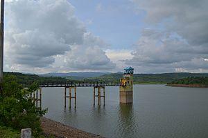 Shahanur River - Shahanur Dam Image