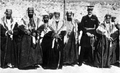 Shaikh Isa ibn Ali with his family and the British Political Agent, Major Daly..png