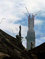 Shanghai Tower under construction from Yuyuan Gardens.jpg