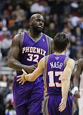 Information about shaquille o neal
