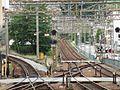 Shintetsu Suzurandai Station platform - panoramio (19).jpg