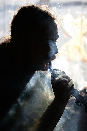 Shisha smoker